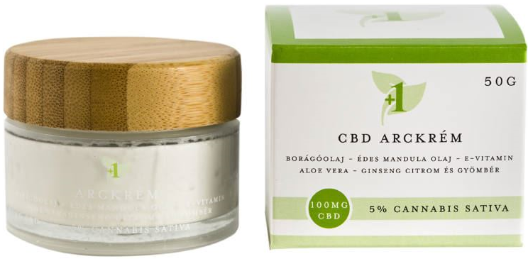 Plus One CBD ARCKRÉM